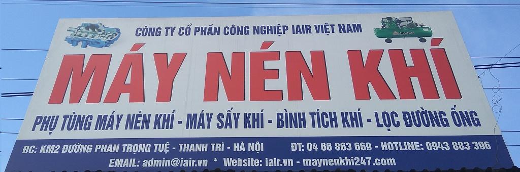 Đại lý máy nén khí Nhật bãi tại Hà Nội