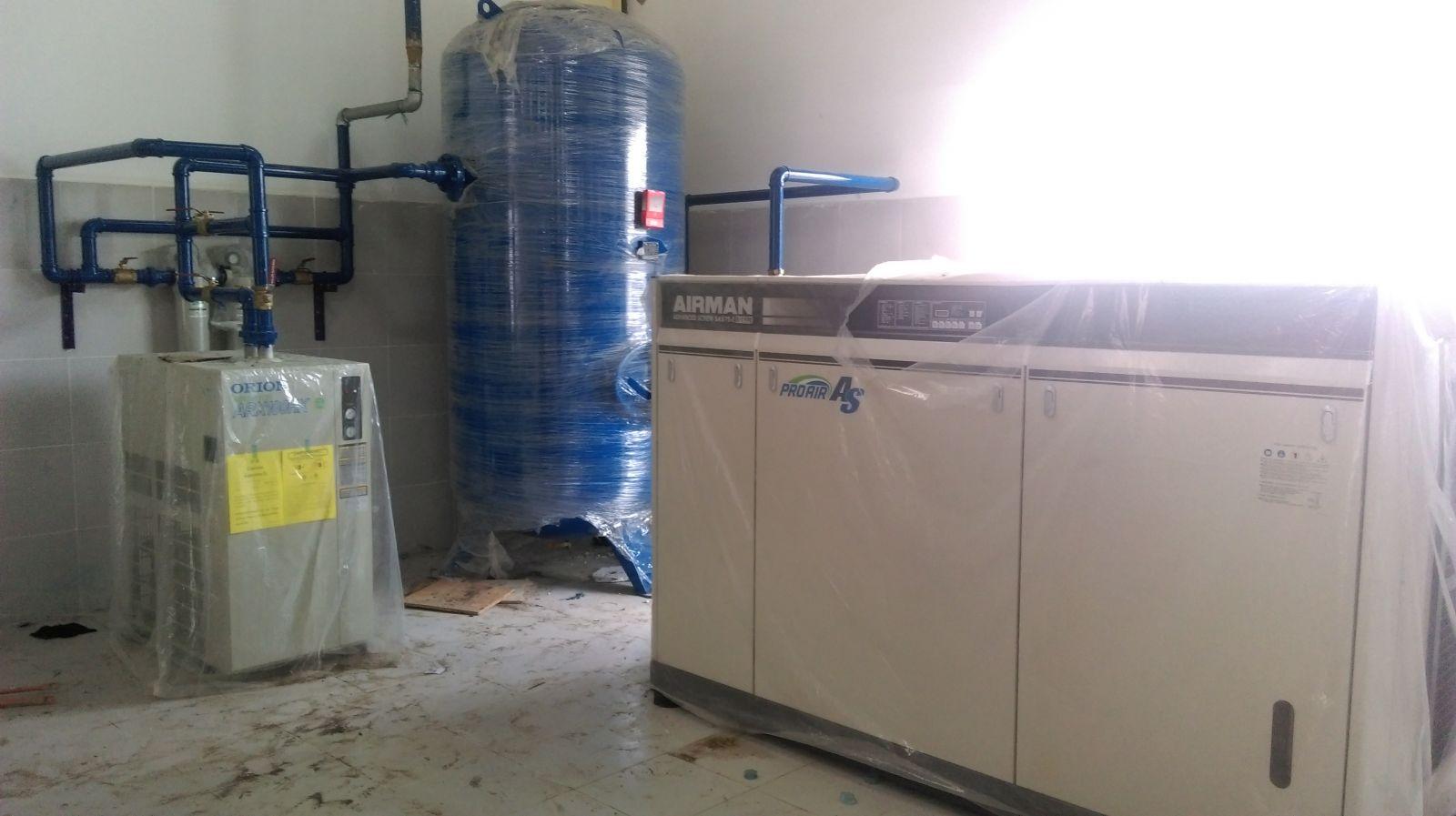 sửa chữa máy nén khí tại Thái Nguyên