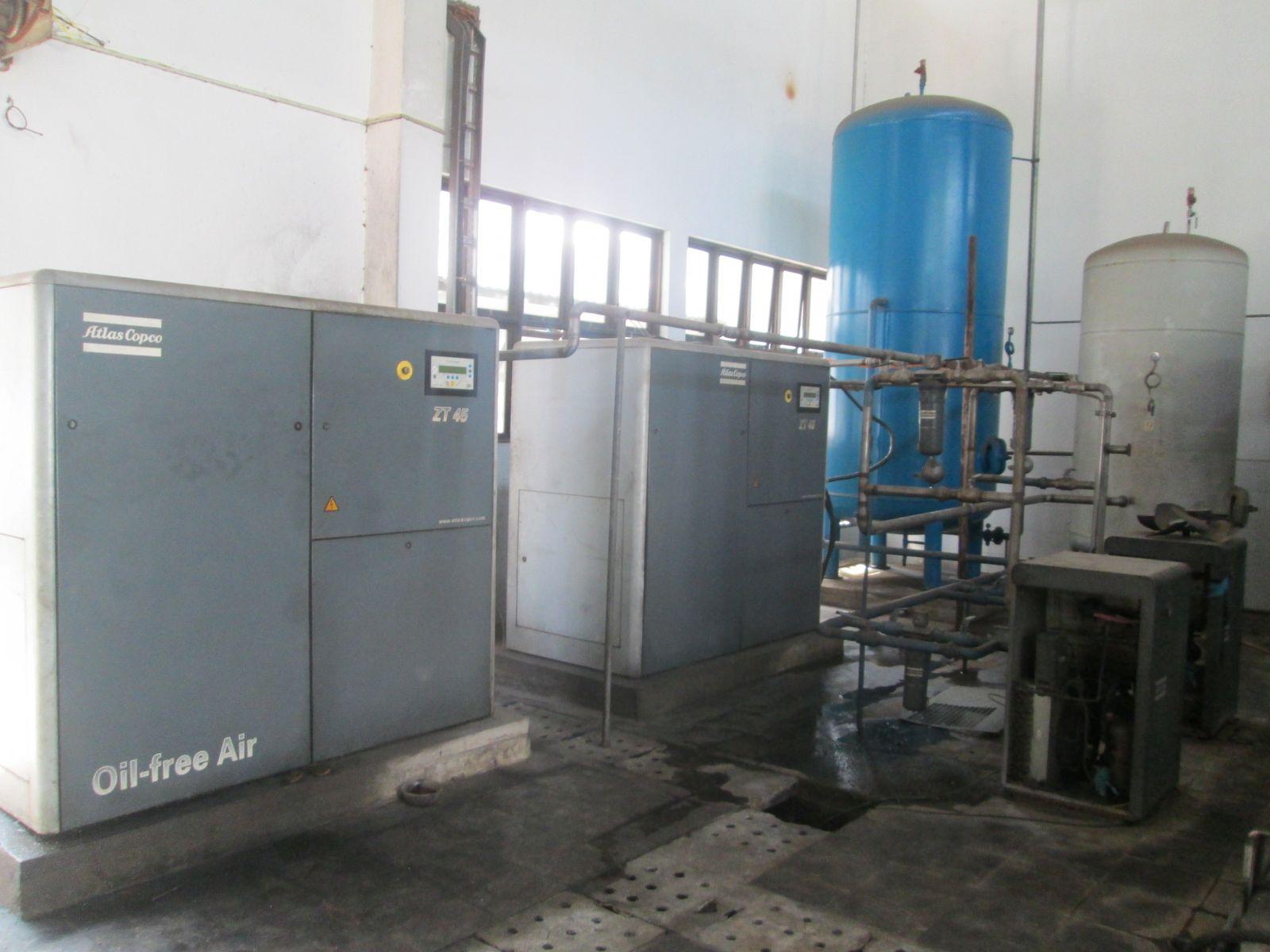 sửa chữa máy nén khí tại Hải Phòng