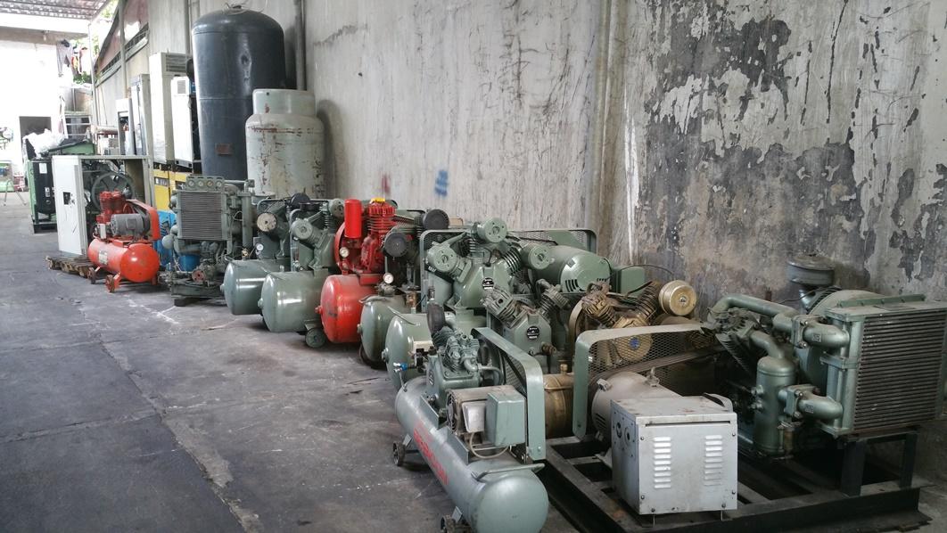 Cần lựa chọn kỹ trước khi mua máy nén khí mini Nhật bãi, do chất lượng không đồng đều