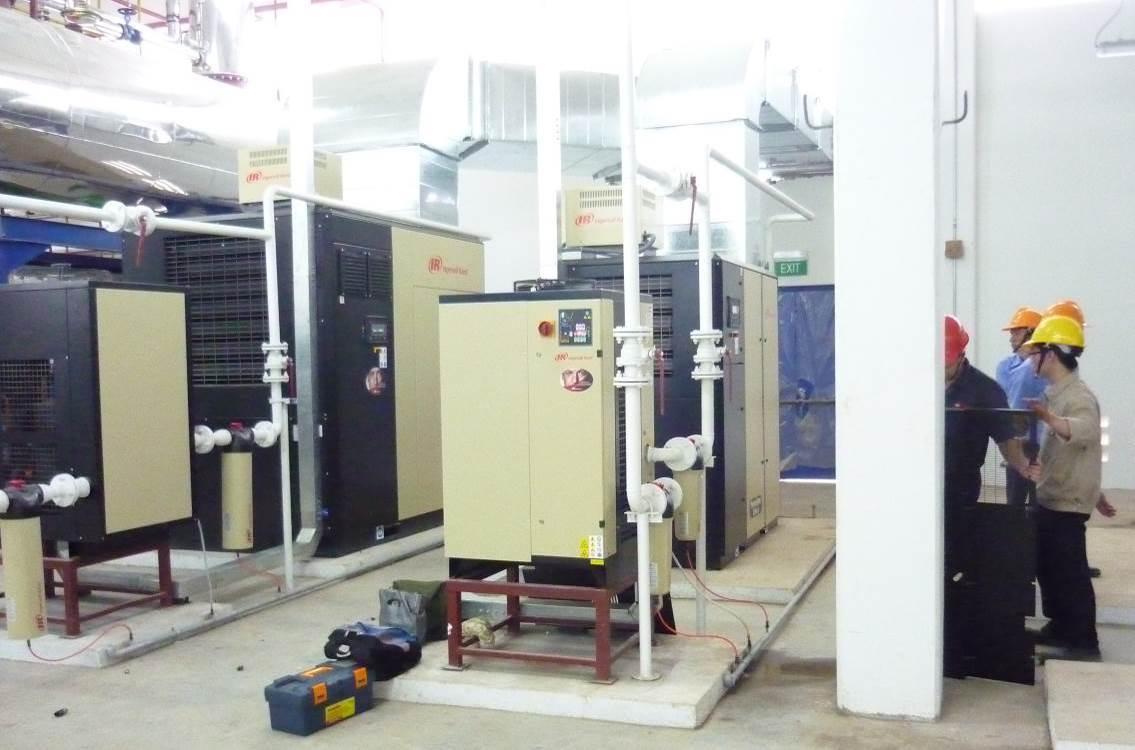 sửa chữa máy nén khí tại Hải Dương