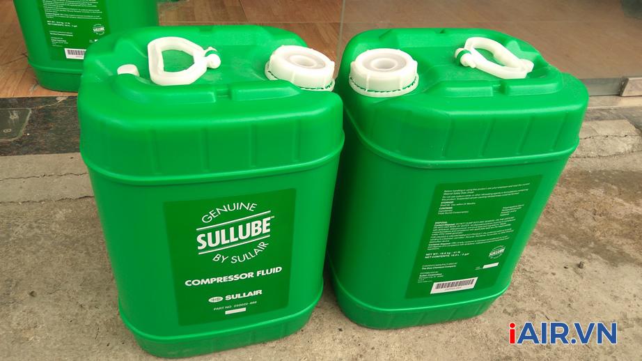 Dầu máy nén khí Sullube 250022-669